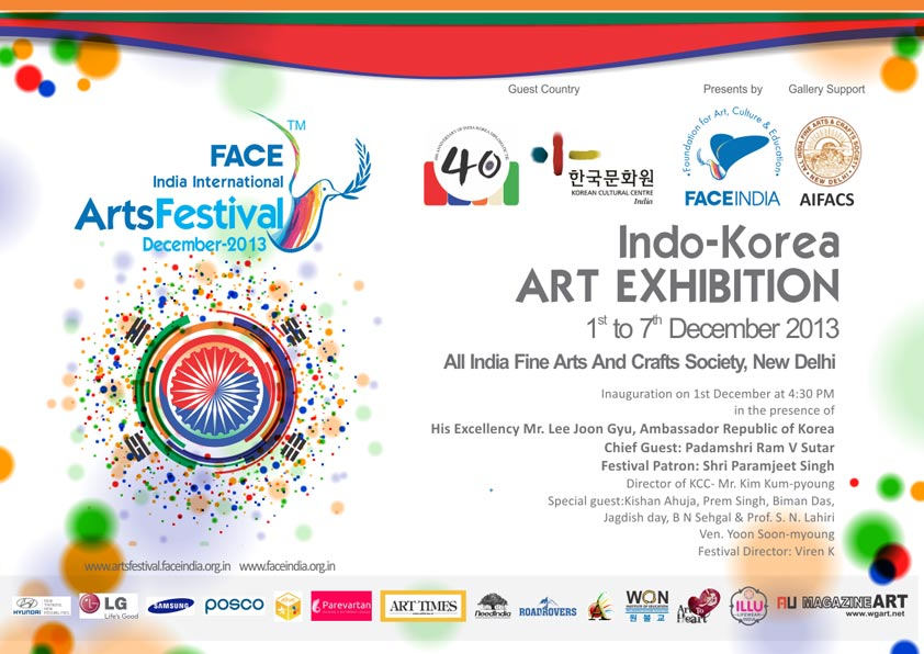 FACE India International Arts Festival